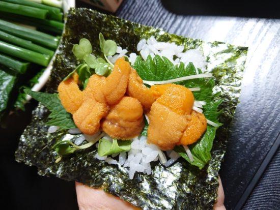 寿司 手 酢 飯 巻き