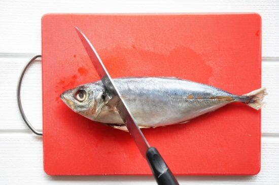 魚を捌く初心者におすすめの種類や包丁は?練習の仕方は?