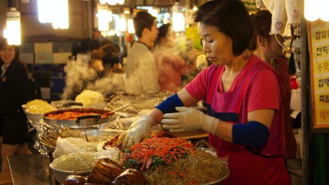 韓国料理は塩分が高いや太るって本当?美容にいいはどうなの?
