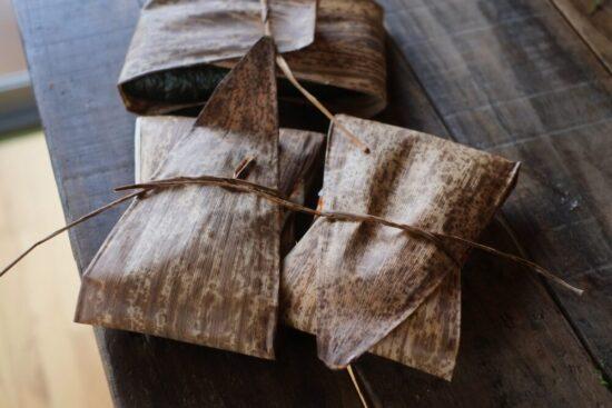 ちまきの竹の皮はダイソーで買える?包み方や作り方で笹なしの場合は?